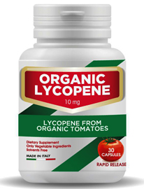 Patented organic Lycopene protects cells from effects of free radicals,... available for your Private Label