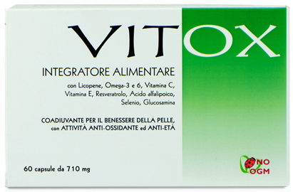 Italian Health Supplement specifically formulated for health and protection of the skin... ask for our Private Label manufacturing services
