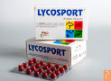 Lycosport organic dietary supplement to improve performance, Lycosport with organic lycopene, produced in Italy by Pierre Group, is a nutraceutical dietary supplement for the improvement of sports performance. Lycosport is distinguished by its special formulation, consisting of a balanced mixture of natural compounds, antioxidants and amino acids that helps to improve athletic conditions